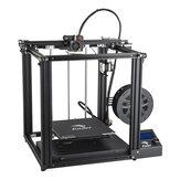 Creality 3D® Ender-5 Kit de impressora 3D DIY 220 * 220 * 300mm Tamanho de impressão com retomada de impressão Motor de eixo Y duplo Soft Suporte de adesivo magnético impressão off-line