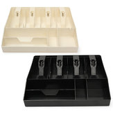 Cash Register Till Insert Tray Replacement Money Coin Cashier Holder Drawer Storage Box