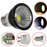 Dimmable E27 Белый / Теплый белый LED 7W COB Spotlightt Bulb 220V