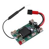 XK 2.4 GHz 4CH Ontvanger Ontvangstbord Onderdeel Voor XK X420 420mm 3D6G VTOL FPV RC Vliegtuig