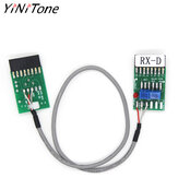 YIDATON Radio One-way Relay Station Repeater Connector Cable TX-RX Time Delay for Motorola GM300 GM338 GM3188 GM3688 GM950I GM950E SM120