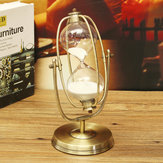30 Minute Rolating Sand Hourglass Sandglass Sand Timer Clock Home Room Decorations Gift