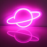 Photography Prop Decoration Atmosphere Shop Window Home Party Art Bar Wedding Neon Light USB Powered Wall Hanging Word Sign Led