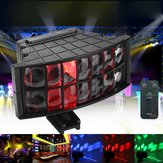 RGB DJ-disco LEIDENE Lichte Mini Laser Projector Stadiumverlichting Xmas Show Party