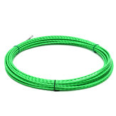 5m/15m/25m Electrical Fish Tape Cable Push Puller Rodder POM Wire Tool Cable