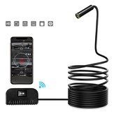 Inskam109A 5MP HD Auto Focus Wifi Borescope 2592 * 1944 Resolución Foto y funciones de video IP68 Impermeable