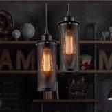 E27 bombilla de la lámpara de techo lámpara de Edison accesorio de iluminación de techo industrial de la vendimia