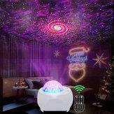 32 Mod 15 Desen bluetooth Müzik LED Yıldız Gecesi Projektör Işık Noel Hediyesi Partisi
