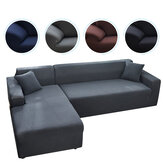1/2/3/4 Seater Sofa Cover Big Elasticity Couch Covers Love-Seat Stretch Flexible Slipcovers Home Furniture