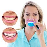 Tandheelkundige Tanden Bleken Ingebouwde 5 Leds Lichten Accelerator Licht Mini Led Tanden Bleken Lamp Tanden Bleken Laser