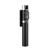 Anti-Shake Bluetooth Handy Selfie Stick Fotografie Stativ Stand Handheld Handyhalter Einstellbarer ausziehbarer Selfie Stick mit Fernbedienung