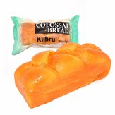 Kiibru Squishy Colossal Bread Licensed Super Slow Rising 20 * 8.5 * 9cm Creative Fun Christmas Gift