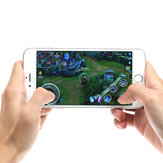 Mini Ultra Thin Touch Screen Mobile Phone Arcade Games Controller Joystick pour Android iPhone Tablet