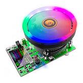 180W DL24 2,4 polegadas DC USB testador de carga eletrônica APP 18650 Bateria Monitor de capacidade de carga de descarga medidor de alimentação verificador de alimentação com tela Colorful