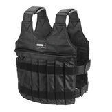 20/50kg Loading Weighted Vest Tactical Vest Adjustable Weight Boxing Training Exercise Tools