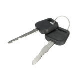 Car Ignition Lock Cylinder With Two Keys For Toyota Camry Solara Avalon 1995- 2003