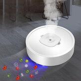 2 em 1 removível UV umidificador de esterilização purificador de ajuste inteligente USB