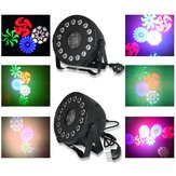 30 W RGB Stage Light Remote Sound Control 15 LED Par Lamp voor Club DJ Party Disco Wedding Christmas AC90-240V