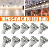 10PCS 4W GU10 5630SMD LED Lampadina Cool White Spotlight Lighting Decoration AC220V