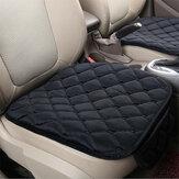 Plüsch Auto Vordersitzkissenbezüge Atmungsaktiver Stuhl Protector Seat Pad Mat für vier Jahreszeiten