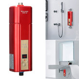 BOLAIKE Mini Instant Electric Hot Tankless Water Heater System Tap Faucet