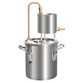 12L / 20L / 33L / 50Lアルコール蒸留器201ステンレス鋼蒸留酒純水キット醸造アルコールオイルボイラー