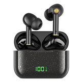 Havit i100 TWS Bluetooth-Kopfhörer Drahtlose Ohrhörer LED Display-In-Ear-Gaming-Headsets Niedrig verzögertes 9D-Stereo-Bass-Sportmusik-Headset mit Ladebox