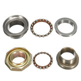 Steel Ring Bearings Head Set Race For Yamaha PW50 1981-2013