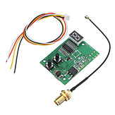 DIY 5.8G 72CH FPV AV Receiver RX Module Auto Search with LED عرض for FPV مراقب عرضer