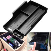Car ABS Central Armrest Console Storage Box Container for Toyota Camry 2012-2015