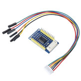 MCP23017 I/O Expansion Module I2C IIC Supports For Arduino Raspberry Pi Micro:bit STM32