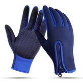 Men Women Waterproof Touch Screen Glove