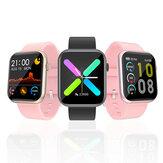 [Spielrechnerfunktion] Newwear R3L Volltouchscreen Herzfrequenz Blutdruck Sauerstoffmonitor Mehrsprachige Rich Dial Music Control Smart Watch
