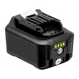 12V 6A Li-Ion Replacement Battery Rechargeable Battery For Makita BL1040 Cordless Drills Bateria Power Tool