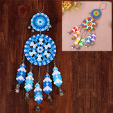 DIY Dream Catcher Windbell Kit Perler 5mm Zekering Kralen Kid Craft Toy Decor