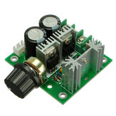 12V-40V 10A Modulação PWM DC Motor Speed Control Switch Governador