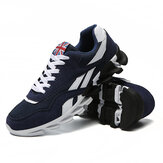 Men's Casual Sports Shoes Breathable Mesh Comfortable And Breathable Outdoor Sports Running Shoes