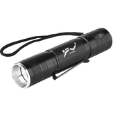 XANES D84 T6 1000Lumens 3Modes Brightness Tactical LED Flashlight