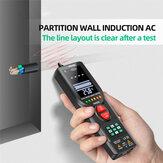 ANENG AN998 Automático Digital Profesional Multímetro 6000 recuentos Voltímetro eléctrico de rango automático AC / DC Temp Ohm Hz Detector herramienta