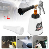 1L Car High Pressure Tornado Washing Air Operated Spray Car Blowing Clean Up Wash Beauty