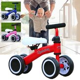 Children Baby Balance Bike Kid Racing Sliding Bike Metal Scooter Toddler Walker Ride on Toys for 2-6 Years Old Games