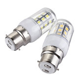 Żarówki LED B22 12V 3W 27 SMD 5050 Białe / Ciepłe białe światło kukurydzy