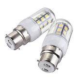 В22 LED 12В 3вт лампы 27 SMD 5050 белый/теплый белый свет кукурузы