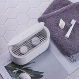 SMATE UVC LED Dry Heat Sterilizer Lamp 3 Modes Quiet Hot Air Fast Drying Disinfection Germicidal Light