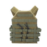 Leggero Piatto Carrier Tactical Vest Military Hunting Airsoft Combat Portable