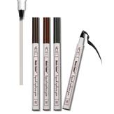 Microblading Бровей Тату Ручка Чернила для бровей Ручкаcil Водонепроницаемы