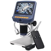 Andonstar AD106S Digital Microscope 4.3 Inch  1080P With HD Sensor USB Microscope For Phone Repair S