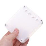 Acrylic Transparent Case Housing For JYETech 13805K DSO138mini DIY Digital Oscilloscope Module Kit