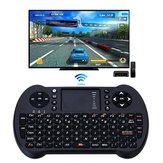 S501 2.4G teclado sem fio com Touchpad Mouse Game Held para Android TV Caixa / Xbox 360 / Windows PC