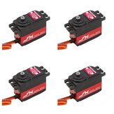 4PCS JX PDI-6209MG 9KG High Precision Metal Gear Digital Standard Servo For RC Airplane